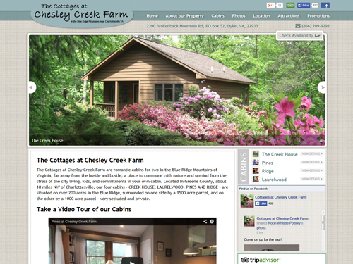 Chesley Creek Farm