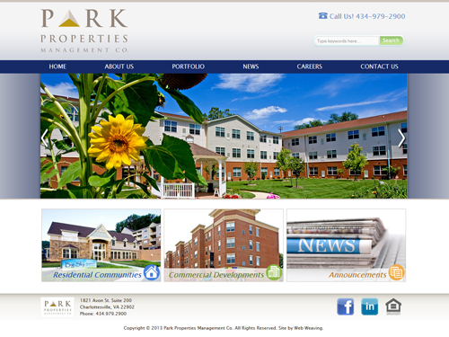 Park Properties Management Co.