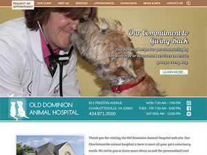 Old Dominion Animal Hospital
